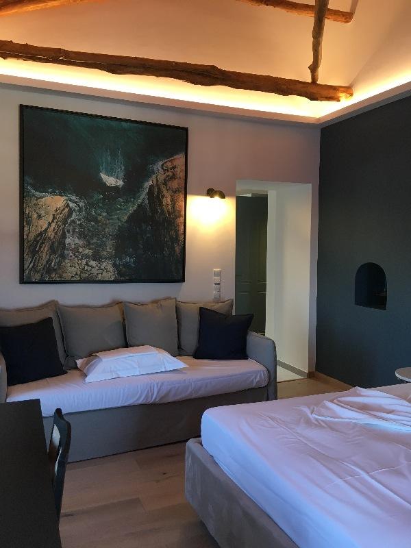 Camara Suites. Дом с историей на острове Андрос 9