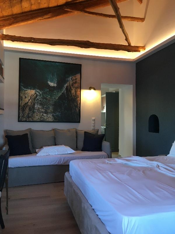 Camara Suites. Дом с историей на острове Андрос 58