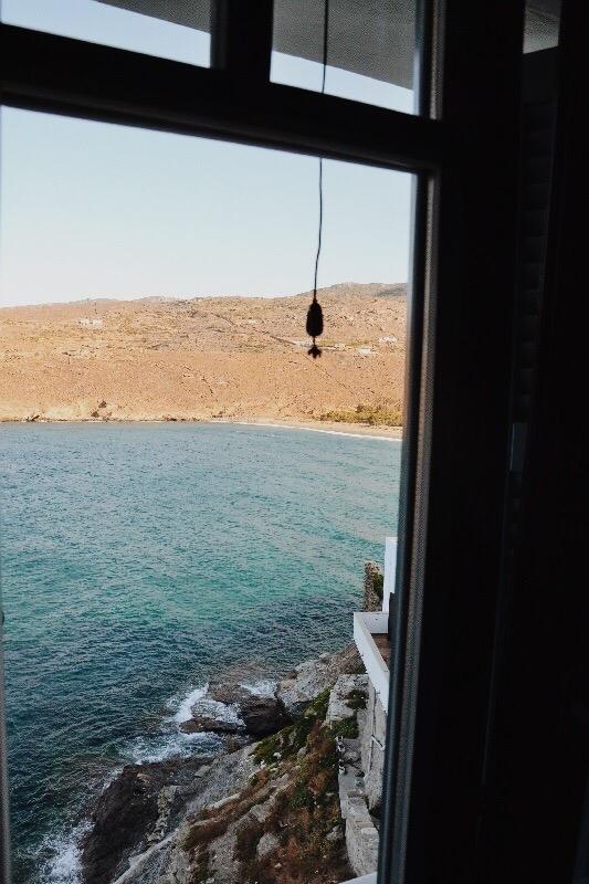 Camara Suites. Дом с историей на острове Андрос 32