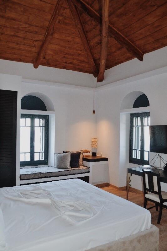 Camara Suites. Дом с историей на острове Андрос 4