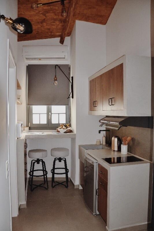 Camara Suites. Дом с историей на острове Андрос 7