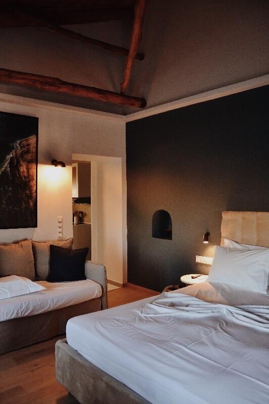 Camara Suites. Дом с историей на острове Андрос 5