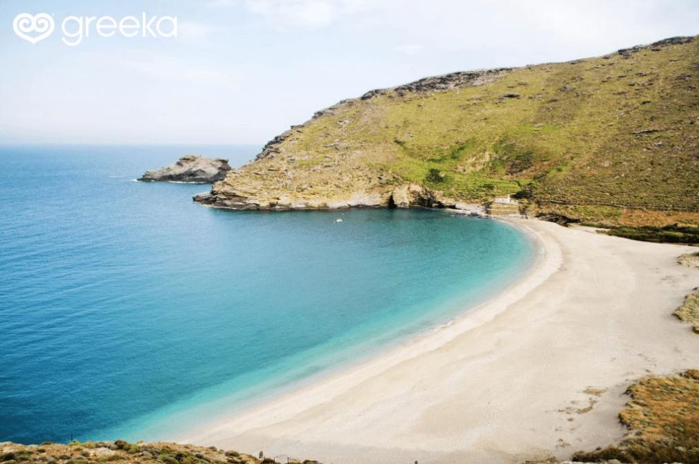 Лучшие пляжи Андроса 13
