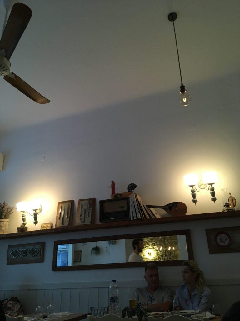 Мои любимые таверны на острове Андрос 11