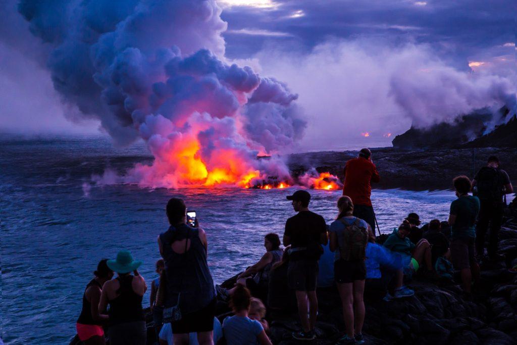 Санторини и Помпеи: две трагедии, изменившие мир.                                     Часть 1. Вулканы Земли 8