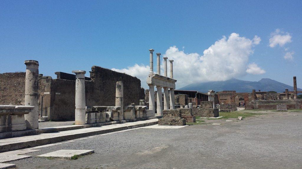 Трагедия Помпей. Хроника событий 3