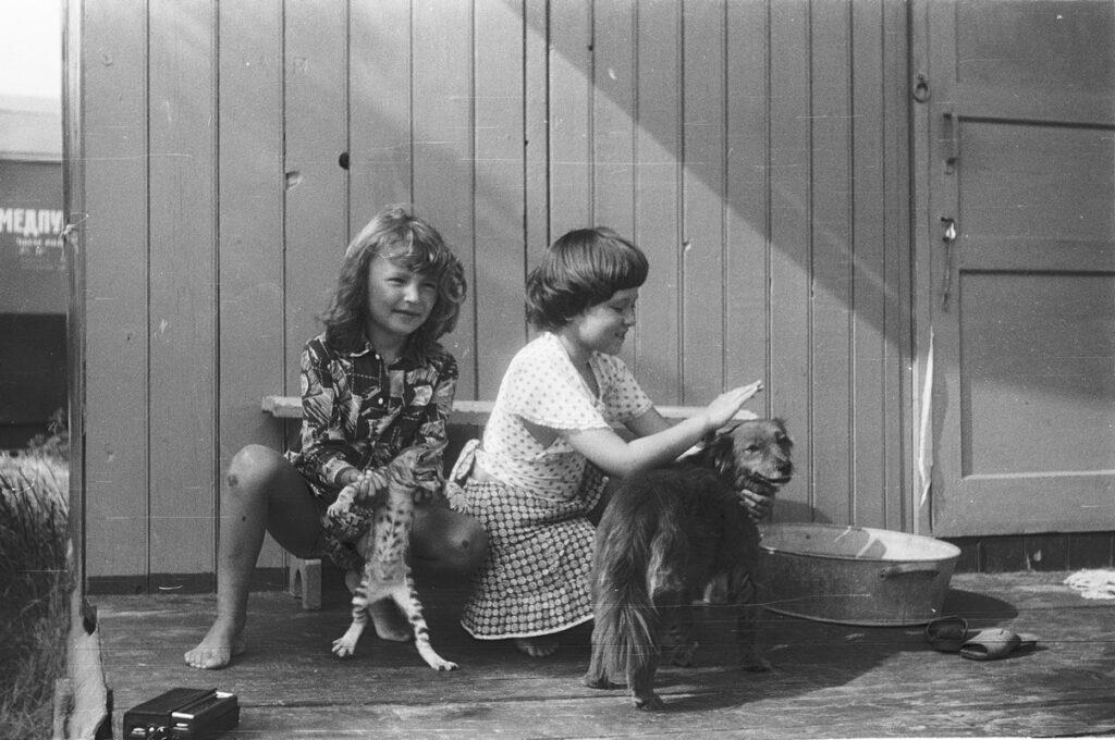 Казантип моего детства. Часть 1. Восьмидесятые, или как мы отдыхали в СССР 14