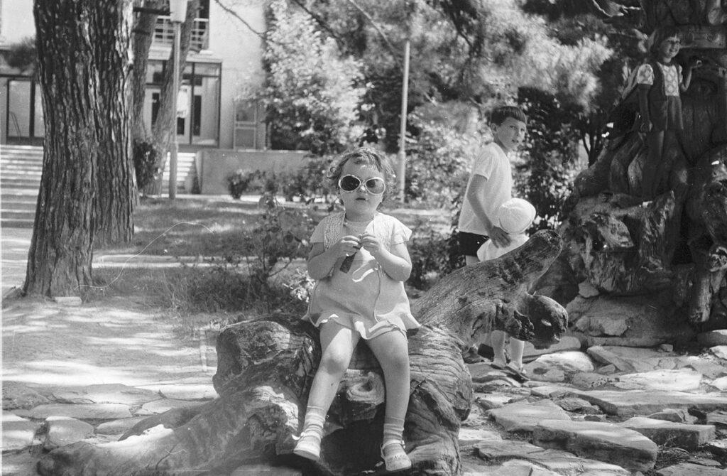 Казантип моего детства. Часть 1. Восьмидесятые, или как мы отдыхали в СССР 2