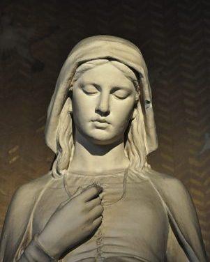 Париж. Пантеон и святая Женевьева Парижская 2